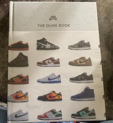Nike Sb: The Dunk Book (Hardcover) - Walmart.com - Walmart.com