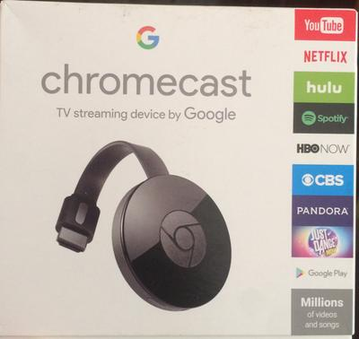 walmart chrome cast