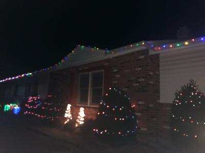 Holiday Time Indoor Outdoor Led
