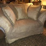 Innovative Textile Solutions Ultimate Faux Suede Loveseat