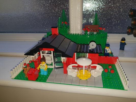 Lego 10268 Instructions