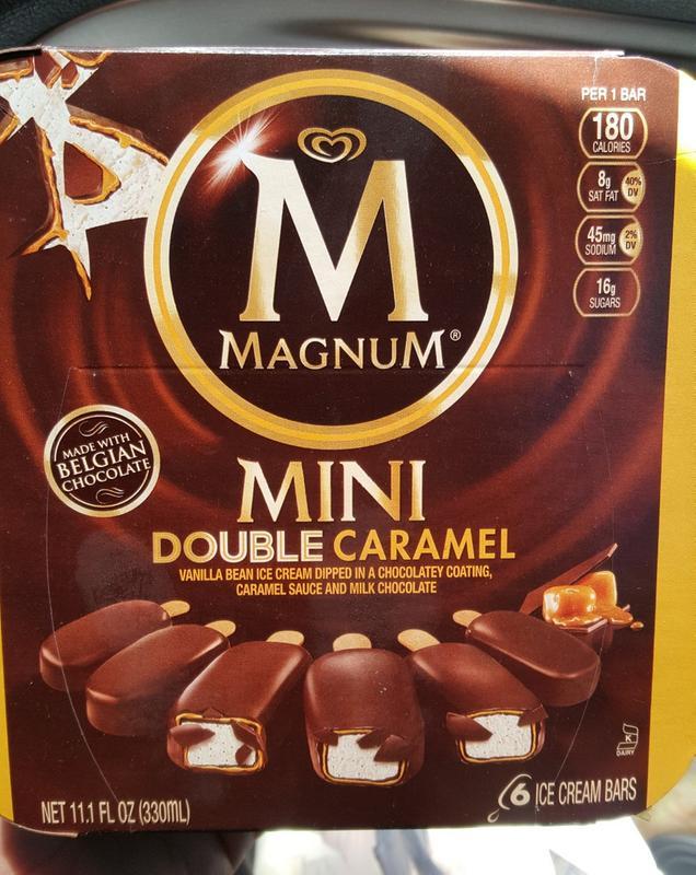 Magnum Mini Ice Cream Bars Double