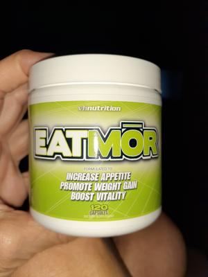 Vh Nutrition Eatmor Appetite Stimulant Weight Gain Supplement