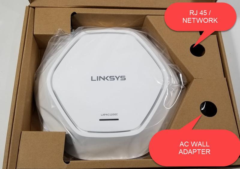 Linksys Business AC1200 Dual-B