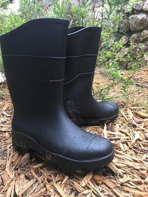 Heartland - Unisex Rubber Rain Boots