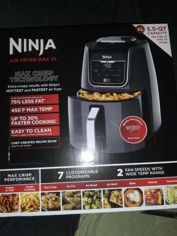 air fryer ninja max