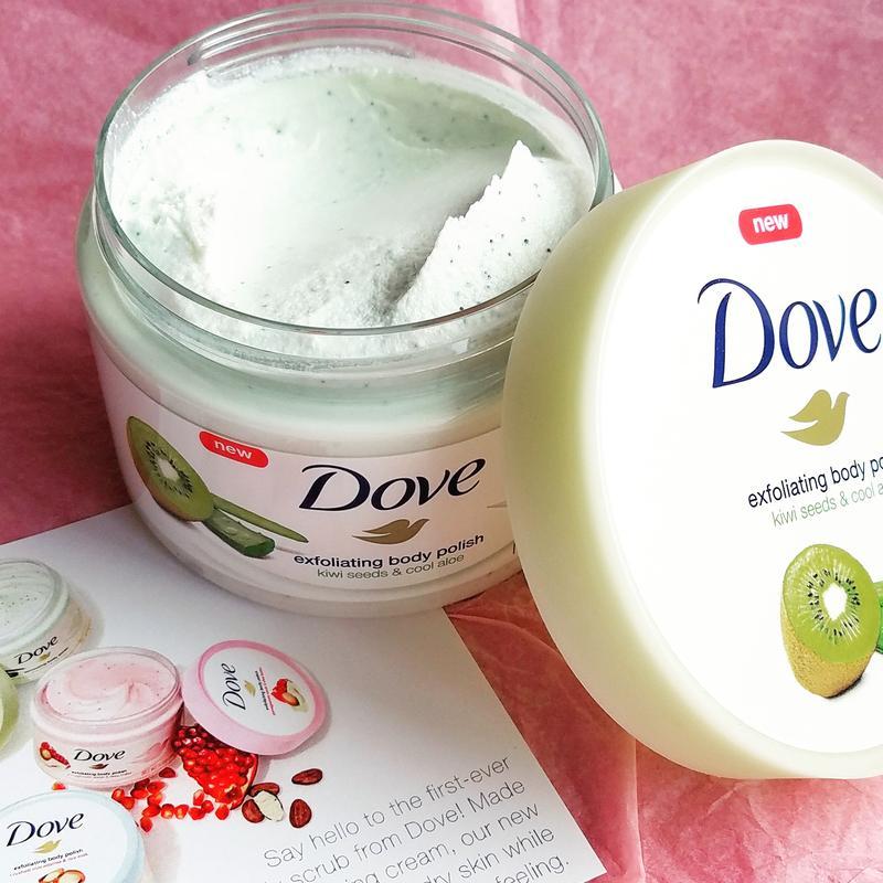 Dove Exfoliating Body Polish Kiwi Aloe Body Scrub 10 5 Oz Walmart Com Walmart Com
