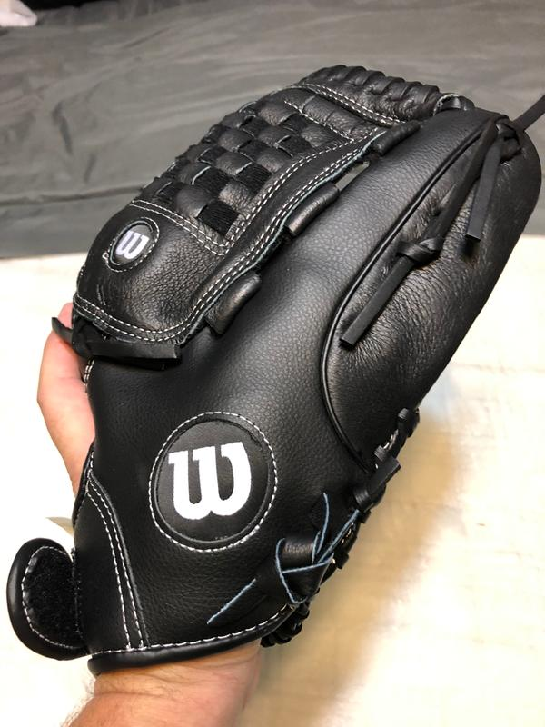 Wilson A360 Slowpitch Softball 13in All Positions Glove-RH WTA03RS1713