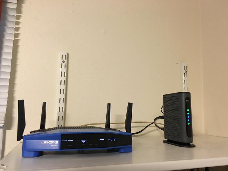 Linksys AC1900 Wi-Fi Router (WRT1900ACS-RM)