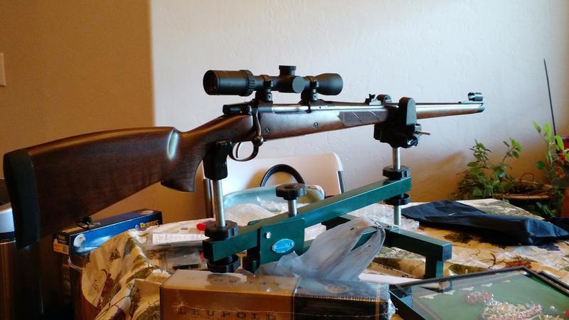 Burris 200317 Fullfield E1 2-7x35mm Ballistic Plex E1 Reticle Riflescope