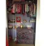 Rubbermaid Complete Closet Organizer Walmart Com