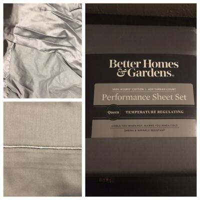 Better Homes & Gardens 400 Thread Count Hygro Cotton Performance