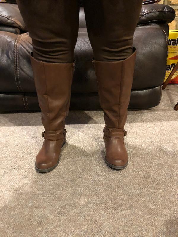 Plus Wide Calf Boots (Women