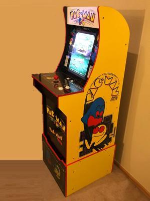 Pac-Man Arcade Machine with Riser, Arcade1UP - Walmart com