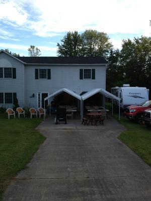 Caravan Canopy Domain Basic 10 X20 Carport Shelter Walmart Com Walmart Com