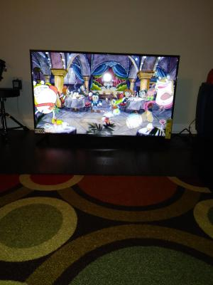 Lg Tv Fuzzy Screen