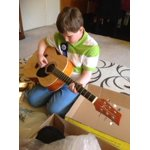k394d kona acoustic guitar starter pack for dummies. Black Bedroom Furniture Sets. Home Design Ideas
