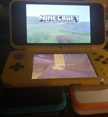 Minecraft New Nintendo 3DS Edition, Nintendo, Nintendo 3DS
