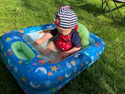 Parent S Choice Inflatable Safety Bathtub Walmart Com Walmart Com