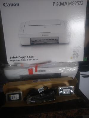 Canon Pixma Mg2522 All In One Inkjet Printer Walmart Com