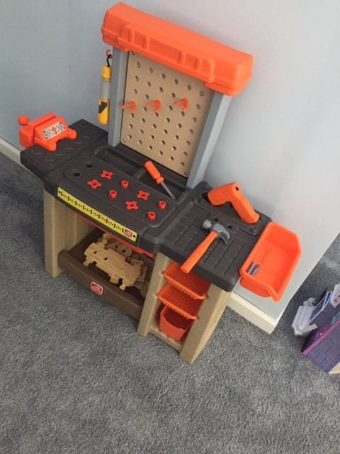 Bruin Handymans Workshop Multi