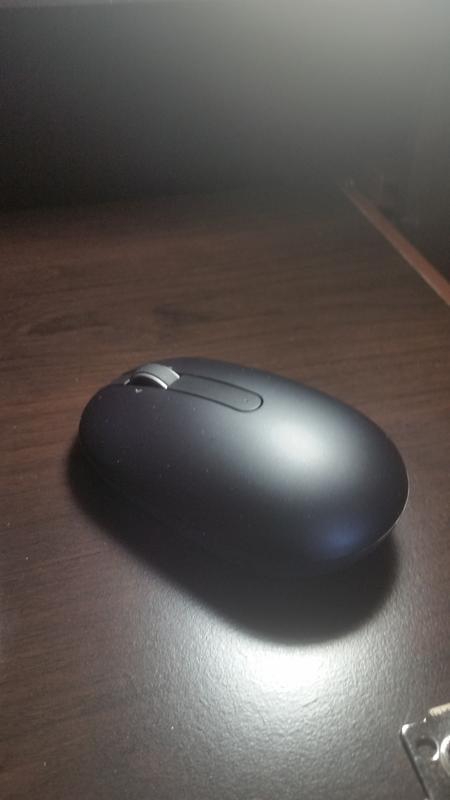 9fcceccd4c6 Dell Mouse WM326 Black Pair up - Walmart.com