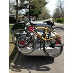 Allen Sports Deluxe 2 Bike Trunk Rack Walmart Com