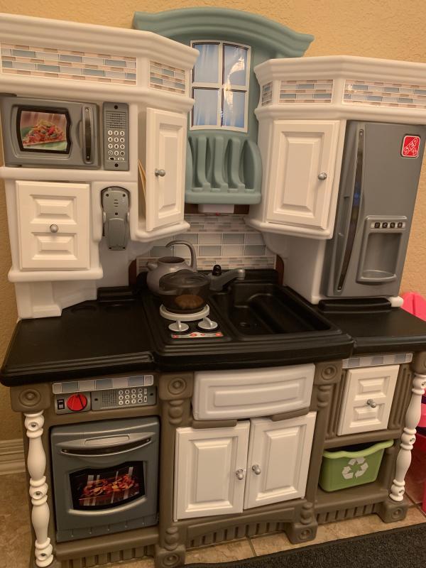 Step2 LifeStyle Dream Kitchen Playset - Walmart.com