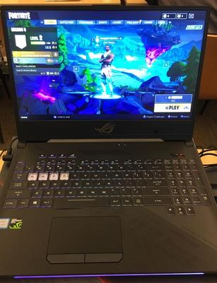 "Asus ROG Strix Hero II Gaming Laptop, 15 6"" 144Hz IPS-Type"