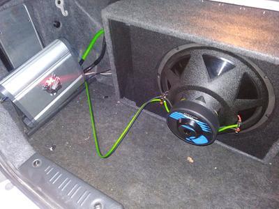 "Planet Audio Anarchy Car Audio 2100W 15/"" Dual Voice Coil Stereo Subwoofer AC15D"