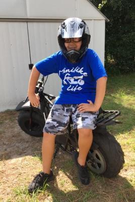 Mega Moto 212cc Mega Max Mini Bike