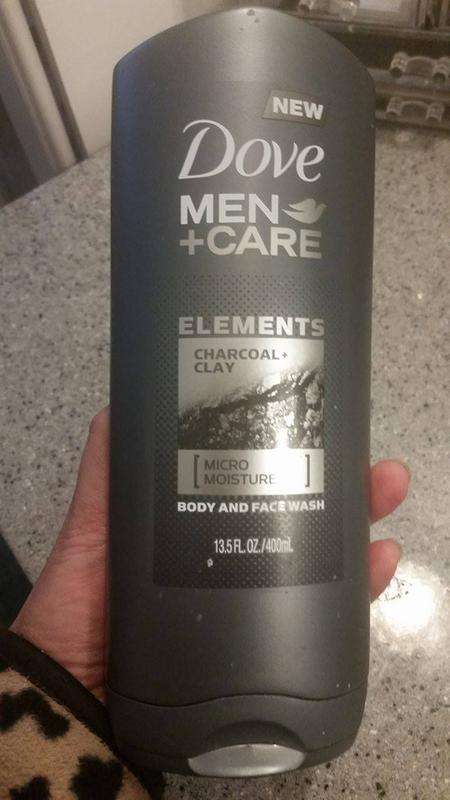 Dove Men Care Elements Body Wash Charcoal Clay 18 Oz Walmart Com Walmart Com