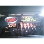 Pit Boss 820 Wood Fired Pellet Grill W Flame Broiler