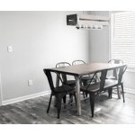 Better Homes And Gardens Collin Wood And Metal Dining