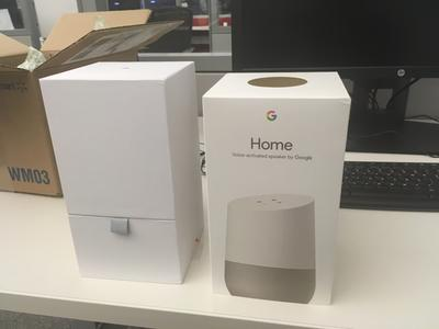 Google Home - Smart Speaker & Google Assistant - Walmart com