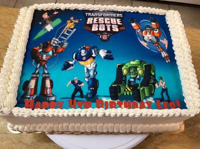 Enjoyable Transformers Rescue Bots Autobots Chase Heatwave Blades Boulder Funny Birthday Cards Online Alyptdamsfinfo
