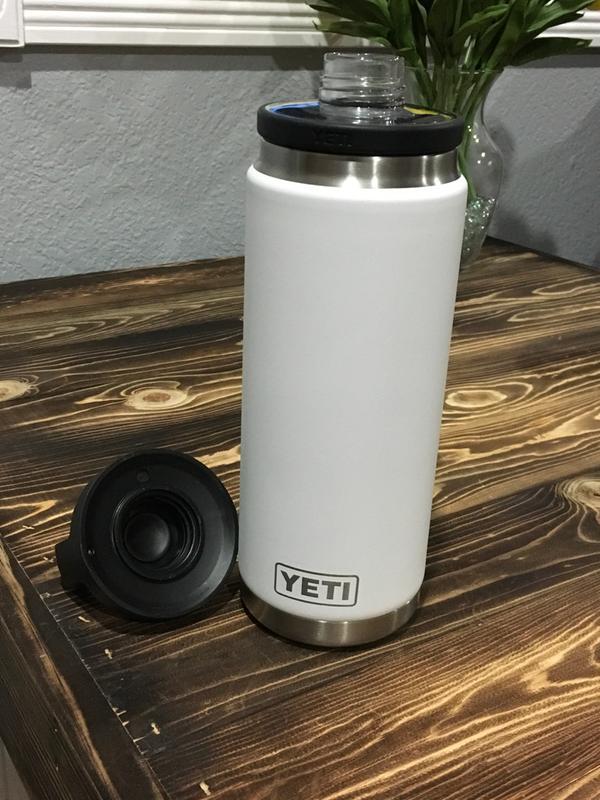 Yeti Rambler Chug Cap, Black