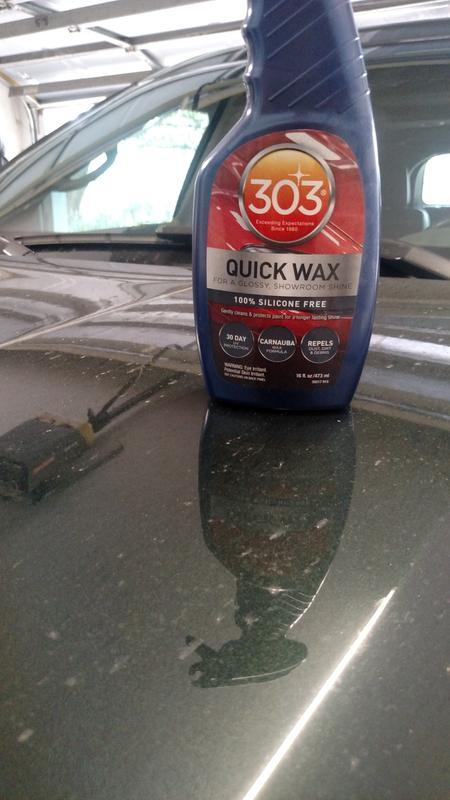 303 Quick Wax