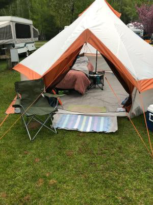 Product Review Walmart Com Yurt ozark trail tent has been designed to offer comfort as you feel it like your home. product review walmart com
