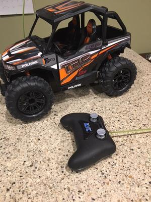 New Bright 1:14 Radio Control Polaris® General™ ATV - Orange