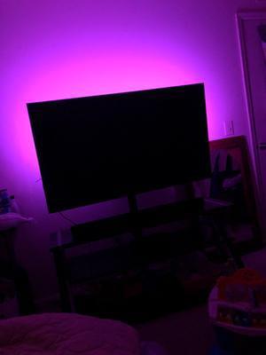 Monster Illumination Sound Activated Led Mood Light Strip 65 Ft