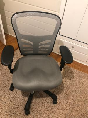 Modway Articulate Mesh Back And Seat Office Chair Multiple Colors Walmart Com Walmart Com