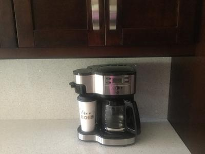 Coffee teen biz talk home