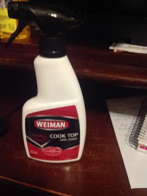 Weiman Ceramic Gl Cooktop Cleaner