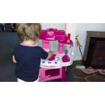 Deluxe Kitchen Appliance Children S Toy Cooking Play Set W