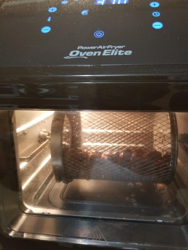 Power Air Fryer Oven Plus 5 2 L Family Sized Professional Cooking
