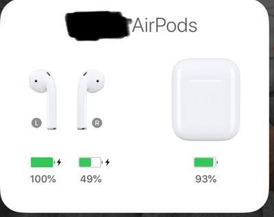 Apple Airpods With Charging Case Latest Model Walmart Com