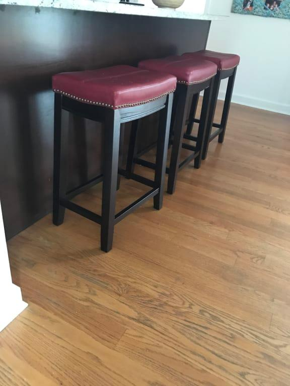 Magnificent Linon Claridge Bar Stool 30 Inch Seat Height Multiple Andrewgaddart Wooden Chair Designs For Living Room Andrewgaddartcom