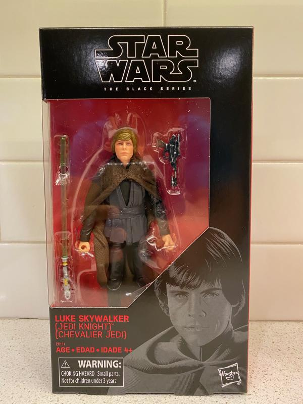 Kenner Star Wars Complete Galaxy Tatooine With Luke Skywalker Action Figure New