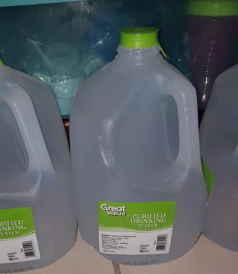 Great Value Drinking Water, 1 Gallon - Walmart com